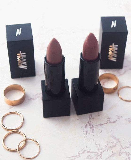 nykaa so matte collection