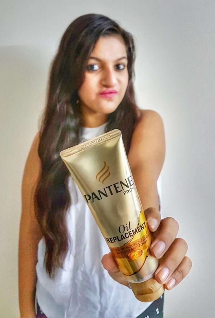 pantene oil replacement